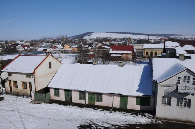 Cartierul Iţcani şi macheta de modernizare a acestuia, care nu s-a mai concretizat niciodată