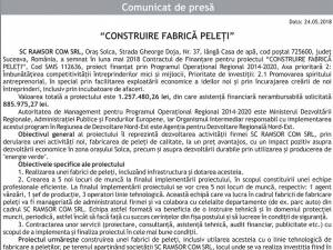 """CONSTRUIRE FABRICA PELETI"""