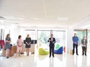 IMS MAXIMS, furnizor premiat de soluţii IT clinice, a deschis la Suceava un nou sediu şi centru tehnologic