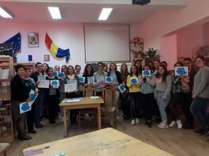 Activităţi educative, la Liceul din Liteni