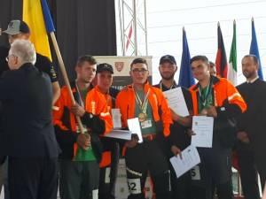 Colegiul Silvic Câmpulung Moldovenesc, din nou pe podium european