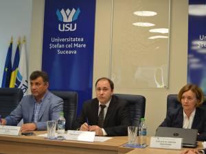 Cele trei proiecte câștigătoare sunt coordonate de universitarii Constantin Filote, Mihai Dimian și Gabriela Prelipcean