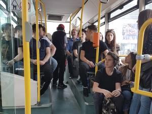 Călătoriile cu autobuzele și microbuzele TPL devin mai scumpe de săptămâna aceasta