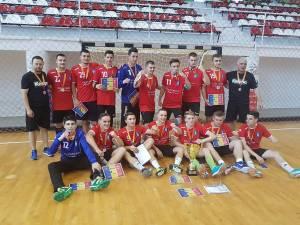 LPS Suceava a câştigat argintul naţional la juniori I