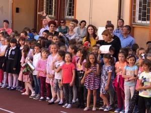 Şcoala Gimnazială Nr.1 Suceava a sărbătorit în aceste zile 55 de ani de la înfiinţare