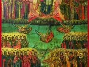 Duminica I după Rusalii  - a tuturor sfinţilor (partea a II-a)