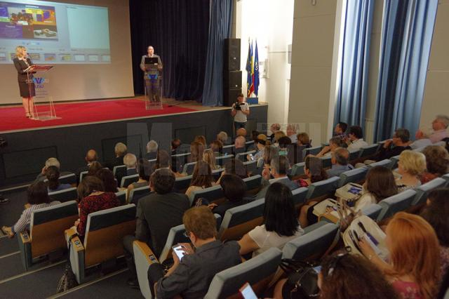 Inechitățile din domeniul educațional, dezbătute în cadrul unui congres mondial, la Universitatea din Suceava
