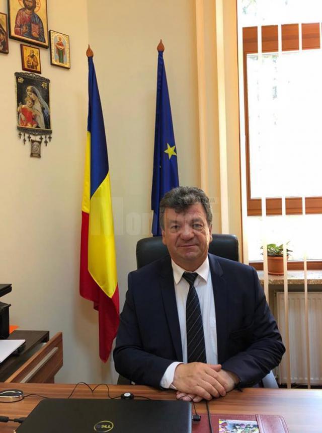 Virginel Iordache l-a evocat pe Ciprian Porumbescu în plenul Senatului