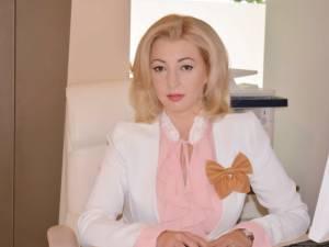 Daniela Bădăluţă, preşedintele companiei Recrex