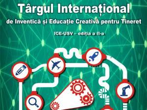 Salon Internațional de Inventică și Educație Creativă pentru Tineret, la Universitatea din Suceava