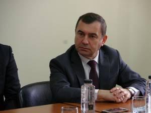 Preşedintele CCI Suceava, Nicolae Troaşe