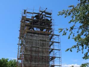 Reabilitarea monumentului ecvestru al lui Ștefan cel Mare, finalizată până la jumătatea lunii august