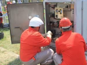 Doi suceveni, în echipa care merge la etapa naţională a Trofeului Electricianului