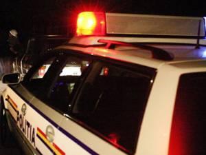 Tânăr băut şi fără permis, urmărit şi imobilizat de poliţişti în trafic