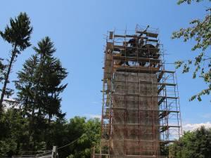 Reabilitarea monumentului ecvestru al lui Ștefan cel Mare va fi finalizată până pe 12 august