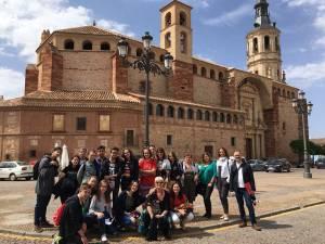 Itinerarii spaniole pentru elevi şi profesori de la Colegiul Tehnic de Industrie Alimentară