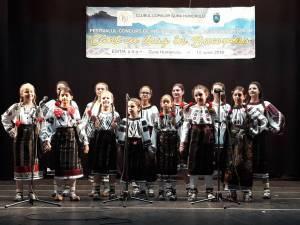 """Festivalul Judeţean de interpretare vocală şi instrumentală """"Cânt cu drag în Bucovina!"""""""