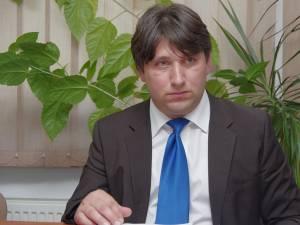 Cezar Anuței, purtătorul de cuvânt al Inspectoratului Şcolar Suceava