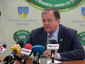 """Preşedintele CJ Suceava, Gheorghe Flutur, va conduce delegaţia care va participa la manifestarea """"Bucovina salută Viena!"""""""