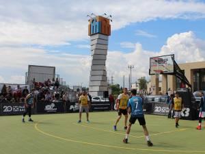 A doua ediție a Superbet Castorii Suceava Streetball are loc la finele săptămânii la Iulius Mall