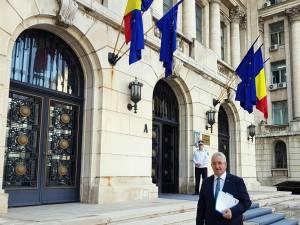 Proiecte importante pentru  Suceava au fost discutate la Bucureşti cu premierul României şi mai mulţi ministri