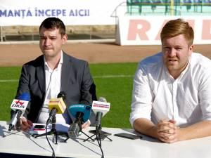 Mihai Ungurian şi Andrei Ciutac, doi dintre optimiştii-visători de la Foresta