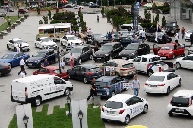 Salonul Auto Bucovina va fi organizat pe esplanada Casei de Cultură Suceava