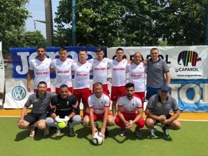 Inter Conti-Avastar a câştigat din nou turneul de pe Litoral