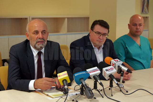 Vasile Rîmbu, Răzvan Bandac şi Dan Istodorescu