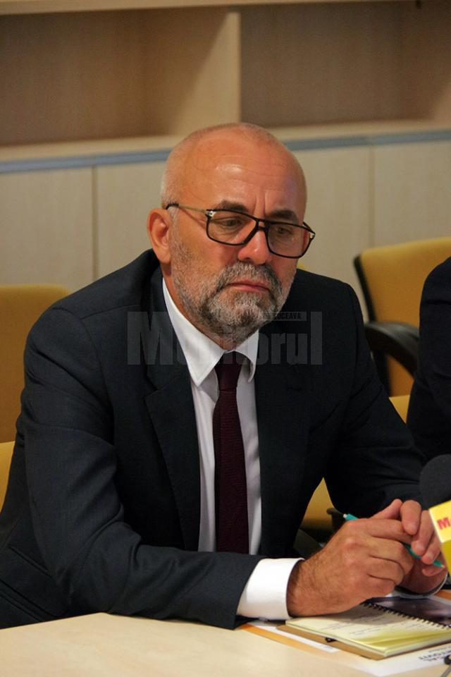 Managerul Vasile Rîmbu