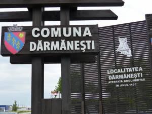 Primăria Dărmăneşti are în derulare proiecte pentru îmbunătățirea infrastructurii comunei