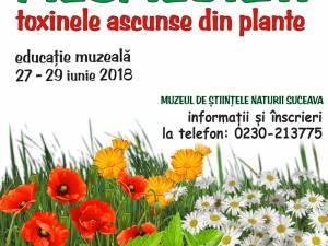 """""""Alcaloizii - toxinele ascunse din plante"""""""