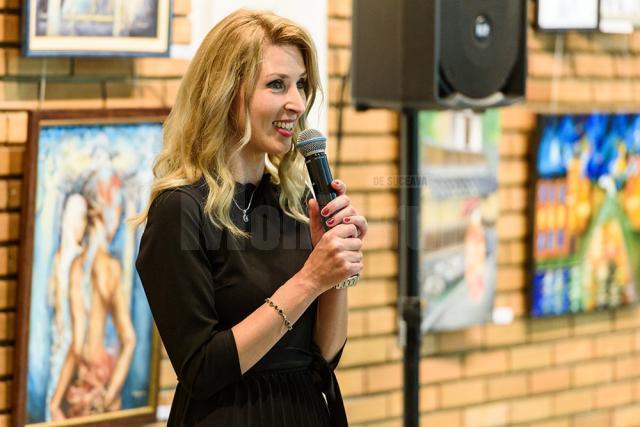 Prof. Raluca Schipor - Photo by Digital Media Center Cătălin Cioban