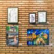 """Expoziţie de grafică și pictură a studenţilor suceveni, la Universitatea """"Ștefan cel Mare"""""""