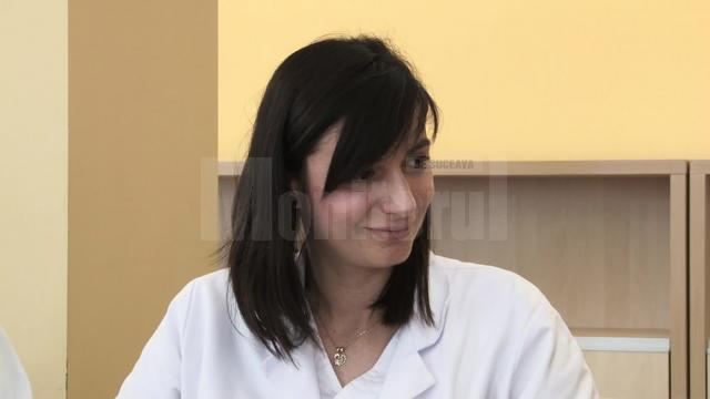 Dr. Cătălina Aldea, chirurgie toracică