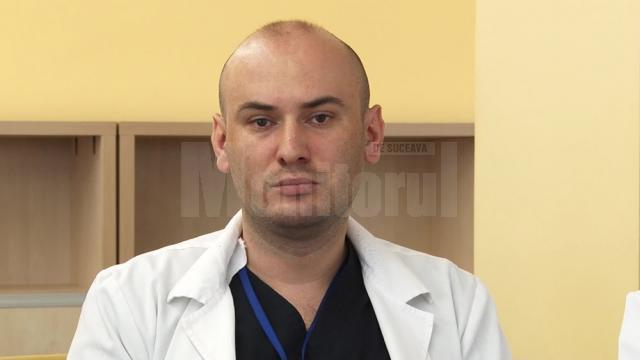 Dr. Denis Baican, chirurgie toracică
