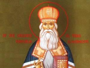 Sfântul Ierarh Grigorie Dascălul, Mitropolitul Ţării Româneşti