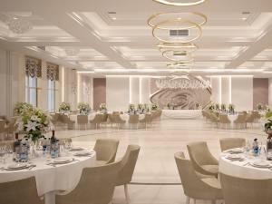 Ariata Events, cea mai nouă și elegantă sală de evenimente, își va deschide porțile miercuri