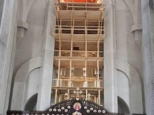 """Lucrările de pictură în tehnică fresco a Catedralei """"Nașterea Domnului"""" sunt finanțate cu 500.000 de lei de la bugetul local al Sucevei"""