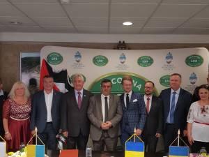 Delegațiile orașelor înfrățite cu Suceava, prezente la Zilele Orașului