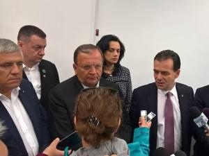 """Ludovic Orban: """"Obiectivul nostru fundamental este să salvăm România de acest clan"""""""