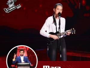 Mara Oancea a ales să facă parte din echipa lui Marius Moga – Foto: Pro TV
