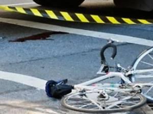 Biciclist accidentat mortal de un șofer care a adormit la volan. Foto: puterea.ro
