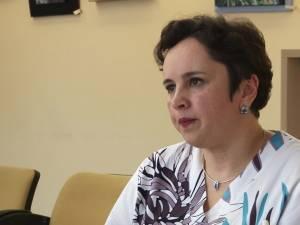 Dr. Agata Petrescu, medic la laboratorul de radiologie şi imagistică