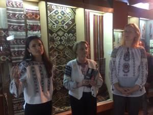 Magda Grădinariu, Violeta Enea și Maria Crușninschi