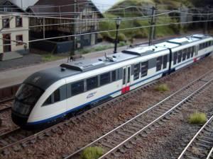 Trenul spre Putna va circula cu automotoare moderne, probabil de la 1 august