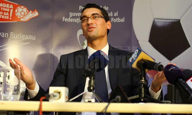 Răzvan Burleanu a fost numit în funcția de prim-vicepreședinte al Comisiei de Marketing a UEFA
