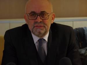Managerul Spitalului de Urgenta Suceava, Vasile Rimbu