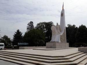 Statuia ecvestră a lui Bogdan Vodă