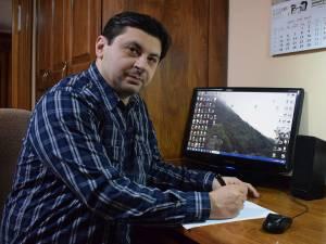 Lucian Dimitriu, inspector şcolar pentru romi